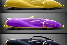 CARS / by Eric Pouille