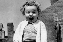 Grins and giggles / ...gotta laugh...and smile at the cuteness :0) / by Arthelia Aviles