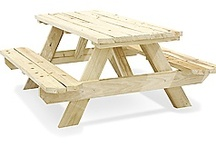 Picnic Table Project / by Weston300