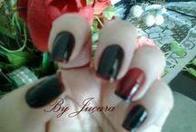 Esmalte(Nail Art) / Adoro unhas bem feitas, pintadas e muita cor. / by Juçara Medeiros
