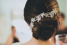 BRIDAL HAIR & MAKEUP / by Bouquet Novias