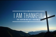 A Week of Thanksgiving / by Tony Evans