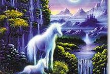 Fairies, Elves & Unicorn Secrets  / fantasy / by Veronica Romo