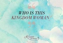 Kingdom Woman / by Tony Evans