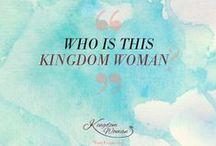 Kingdom Woman / by Tony Evans