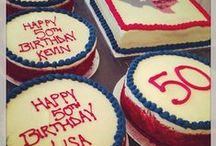 Birthday Cakes / by SweetRevengeCupcakes