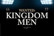 Kingdom Man / Inspirational quotes from Dr. Tony Evans' book Kingdom Man. / by Tony Evans