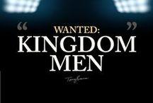 Kingdom Man / Inspirational quotes from Dr. Tony Evans' book Kingdom Man. / by Tony Evans