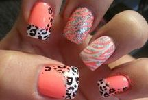 Nail designs / by Shannon Remy