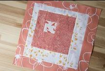 Sewing: Quilting Inspiration / Quilting ideas, kid toys/fun, bags and other accessories. / by Kimmi Rupp