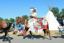 POW-WOW REGALIA-2 / Native American regalia for celebrations  / by Brenda Stembridge