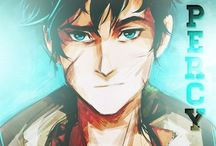 percy jackson⚓️ / by Delssss