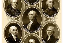 Founding Fathers and Patriots / by Vicky G.