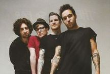 Fall Out Boy <3 / by Mel Keith