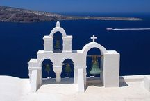 Santorini / A lil paradise among the Greek Cycladic islands!!!!! / by Litsa Roussou (ATLANTIS GALLERY)