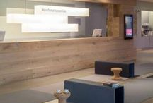 Commercial interiors / by Jill Salisbury