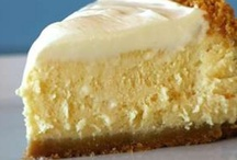 Yummy-Cheesecake / by Jana Stazenski