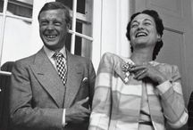 Duchess of Windsor & Her Edward ~ / Their fabulous love and jewels / by Laura Adams