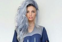 Hairs / All colors of hair are allowed here / by Ananda Valle