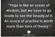 .::Yoga::. / by Nadja Kaiser