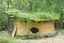 Home / Cob house, earthship, cabins and cottages / by Cliff Slocum