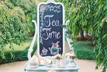 I love tea~ / by Korie Wright