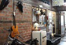 Work shop/ManCave/Garage / Garage life / by Atsushi Harima