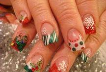nails- winter/ fall / by Iwona Prokopiuk