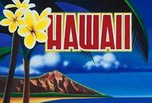 Hawaii / has stolen my heart... / by Holly (Mrs Kelly) Skey