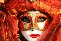 Mardi Gras/Carnival Costumes & Decorations Around the World / by Sherry Murphy