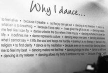 eat. sleep. dance! / Ballet, hip hop, jazz, tap, lyrical, competitive / by Jenni Orpurt