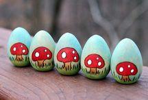Special eggs / by Wilma Bröcheler