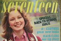 Seventeen Magazine / Still adore this magazine. Served on the  Teen Advisory Council back in the day! / by Cindi Lewis