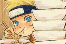 Naruto / by Chocoholic