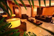 City Garden Suites' Lobby / by City Garden Suites