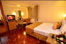 Superior Room / Sanctuary of space and the privacy of your treasured moments. / by City Garden Suites
