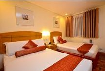 Bedroom Suite / For guests seeking the luxury of space and comfort of home coupled with unparalleled hotel service. / by City Garden Suites