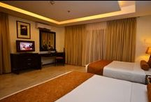 Penthouse Suite / Whether you choose to rest, dine or entertain, Penthouse is fit to impress your guests to an experience that is unrivaled in comfort and luxury. / by City Garden Suites