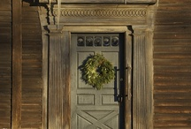 Shutters, doors, and windows. / by Linda Kay McCloy