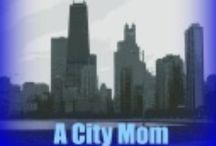 A City Mom Blog / by Kim Strickland