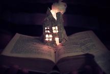 Bookish / by Kamil Fatsa