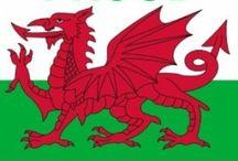 Wales~Cymru, My Homeland / Wales - Where I was born, raised, & still live <3 Cymru am Byth / by Siân Islip