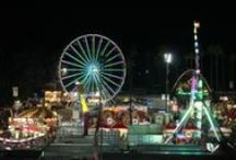 Carnival Rides / The newest, fastest and craziest rides that RCS has to offer at the L.A. County Fair!  / by Los Angeles County Fair (LACF)