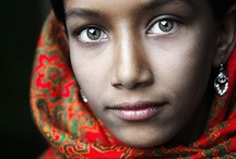 Beautiful faces in the world / by Véronïk Beaucé