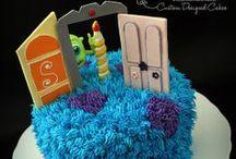 cake / by Sydney Vegezzi