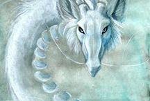 dragons / by Sydney Vegezzi