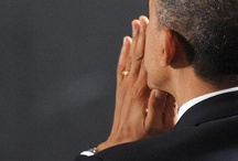 President Barack Obama / Sabotage, block, sue , try to impeach him ....Barack Obama will still be one of the greatest POTUS in history .  / by Cat ¸*¸☆¸*¸