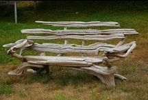 Outdoor furniture  / by Irene Mary