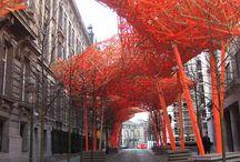 STREET ARTISTS / by Marian van de Hulsbeek