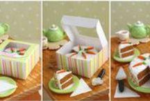 miniature cakes / miniature cakes / by diana pratt